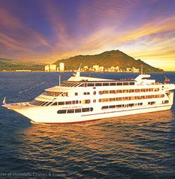 Honolulu Dinner Cruises Star Of Honolulu Navatek Waikiki Hawaii - Cruises from hawaii